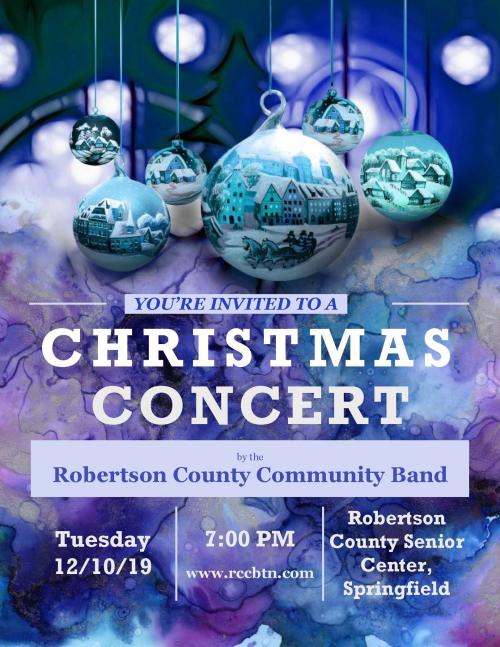rccbtn 2019 christmas concert